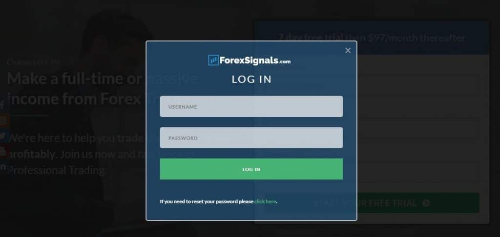 forexsignals.com registration