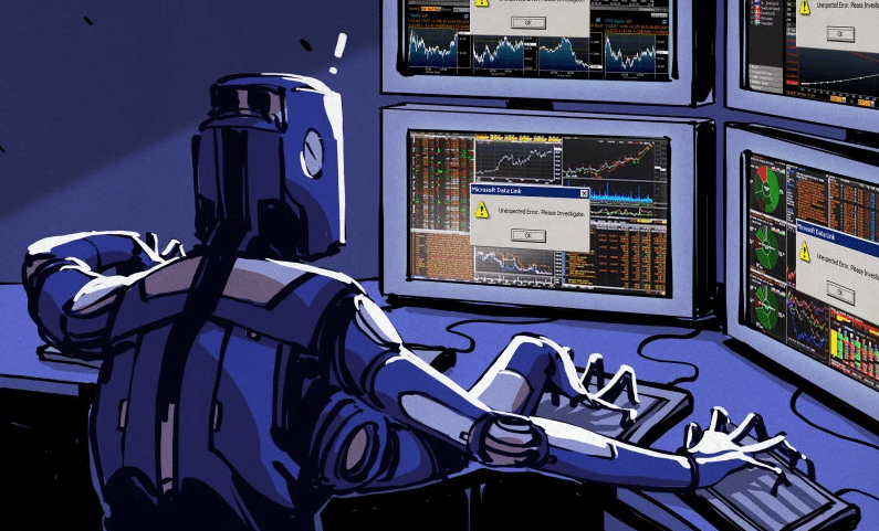 lowering the risk factors with the help trading bots