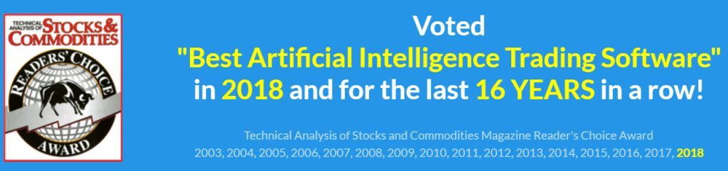 NeuroShell Trader voted