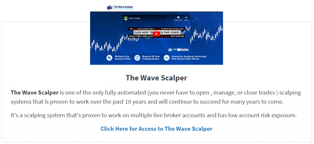 The Wave Scalper Robot