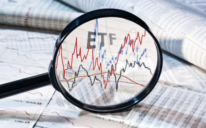 Major ETFs: Financial Sector