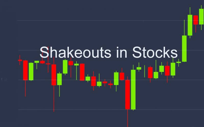 Shakeouts in Stocks: Defend Your Stop!