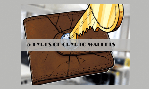 5 Types of Crypto Wallets