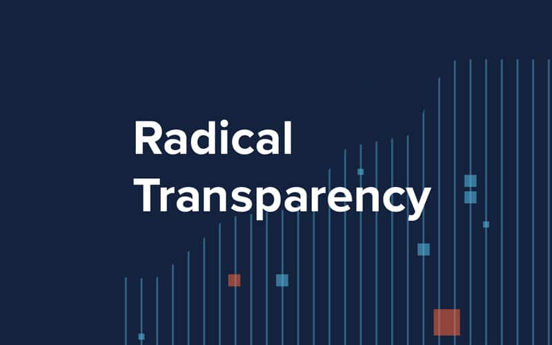 Radical Transparency: Upgrade Your Investing Approach