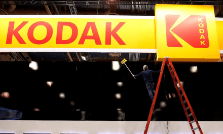 Kodak admits to mishandling CEO stock grants ahead of $765 million government loan.
