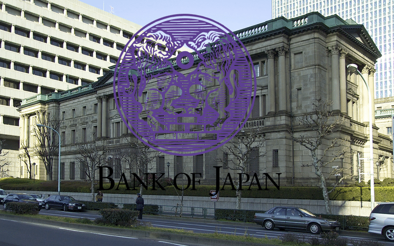The Bank of Japan Releases Approach to Digital Currency