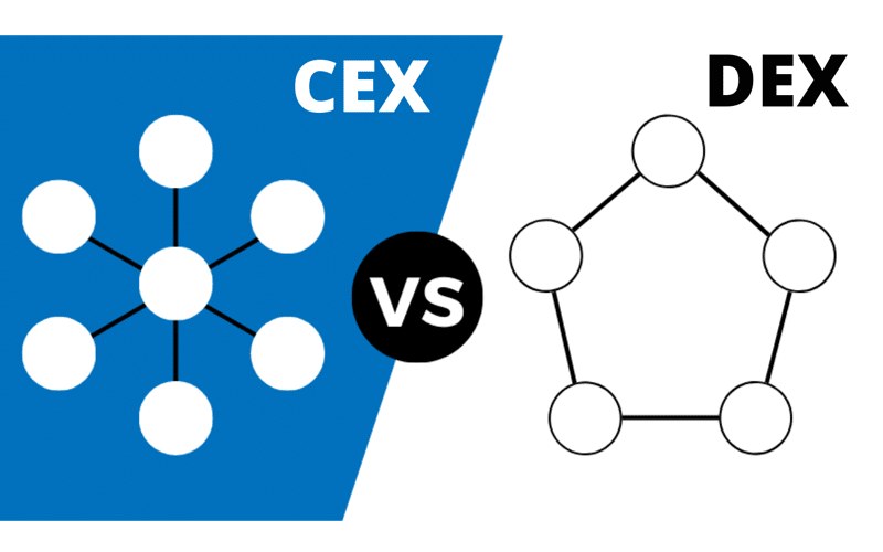 Why are Decentralised Crypto Exchanges (DEX) Better than Centralised Exchanges (CEX)?