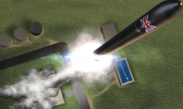 Lockheed Martin Is Granted Permission by the UK to Launch Satellite in Shetland