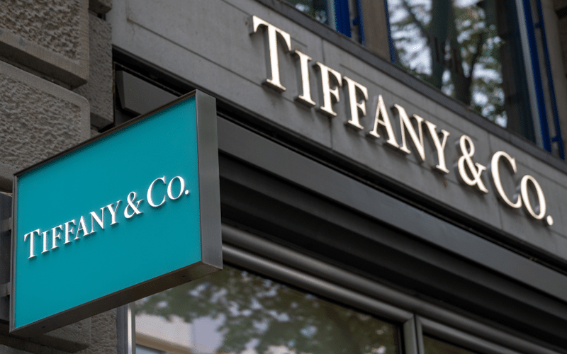 Tiffany Records Strong Sales and Operating Earnings in August and September