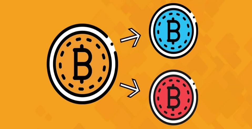 The most recognized Bitcoin-branded hard forks