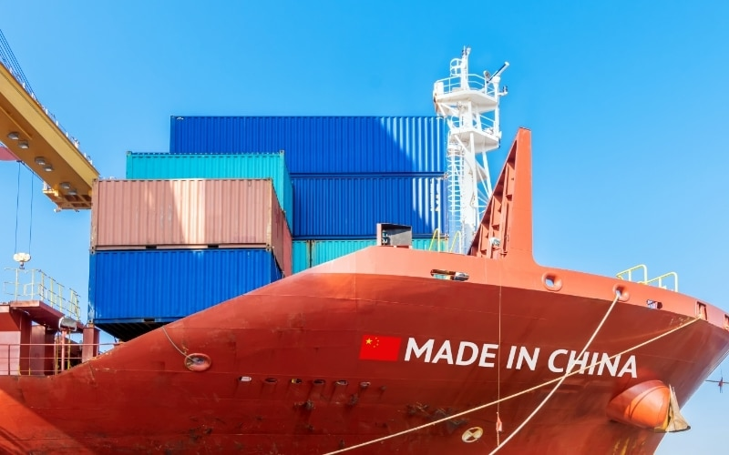 China's October Export Growth Beats Expectations. Imports Rise