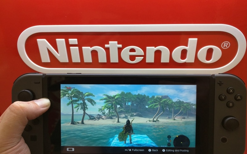 Nintendo Banks on Pandemic Gaming Boom to Hike Switch Forecast to 24 Million Units