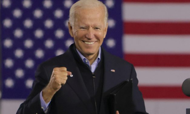 U.S. Futures Price Higher on Possible Biden Victory