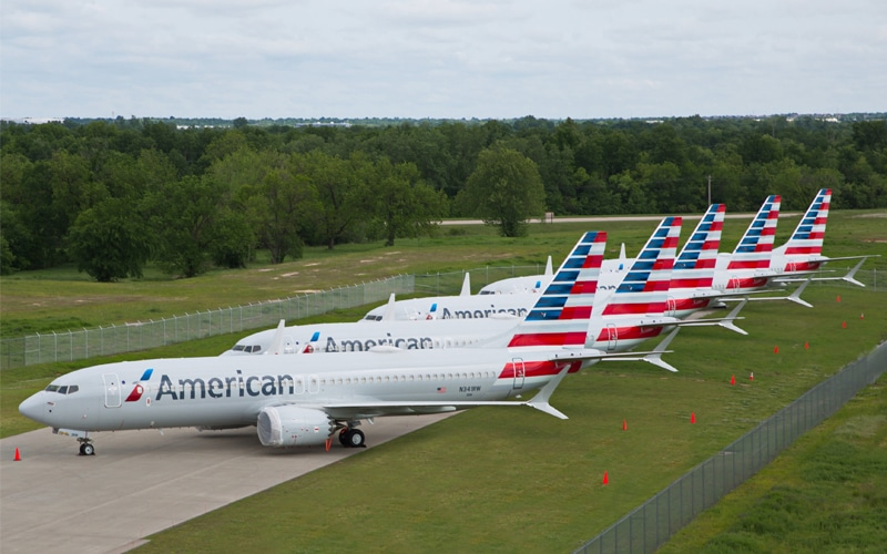 American Airlines to Resume U.S. Commercial Boeing 737 MAX Flights