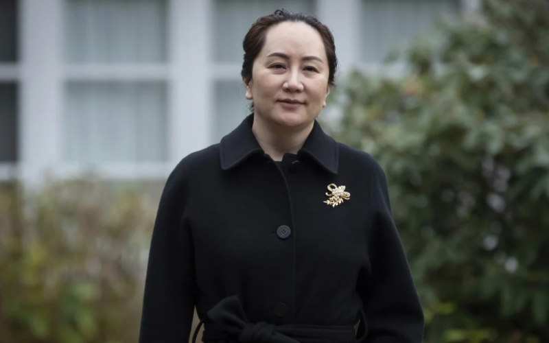 U.S. Reportedly in Talks with Huawei CFO on Deal to Send her Back to China on Wrongdoing