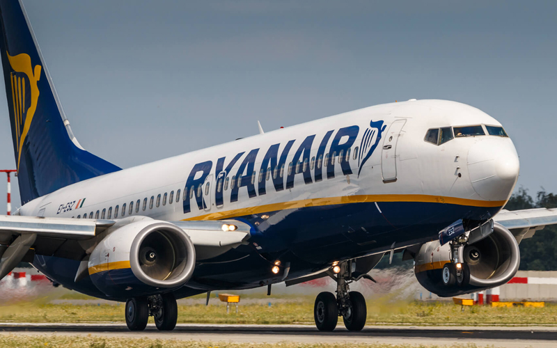 Ryanair Agrees to buy 75 Extra 737 Max. Boeing Shares Surge 5.2%