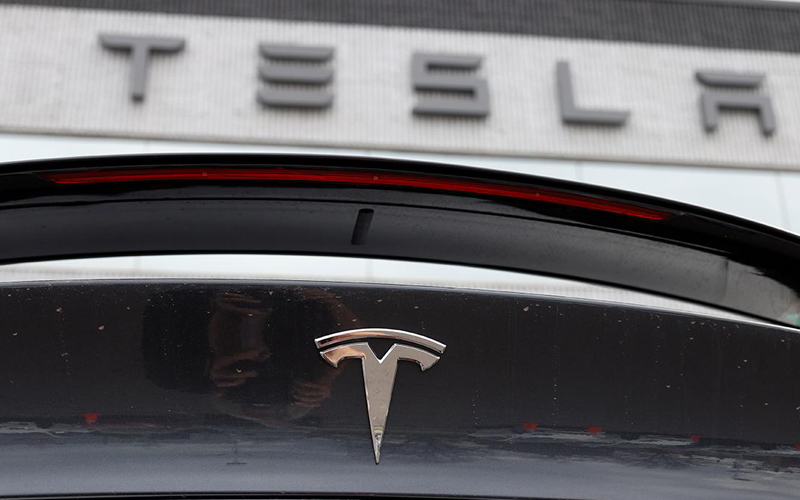 """Tesla's Stock Surge 2.9% after Goldman Upgrades to """"Buy"""" on Sales Outlook"""