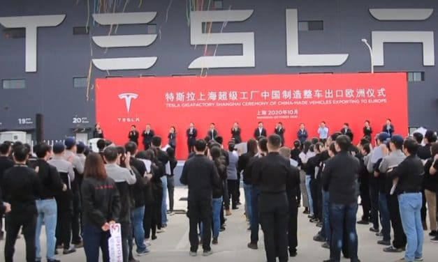 Tesla-Style Rally put Chinese EV Makers at Par with GM and Ford