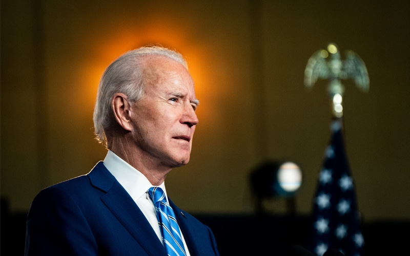 Biden Reverses Trump's Policies on Wall, Climate, Health, and Muslims