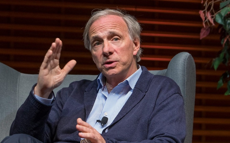 Bridgewater's Founder Dalio Sees Bitcoin as a Potential Store of Value