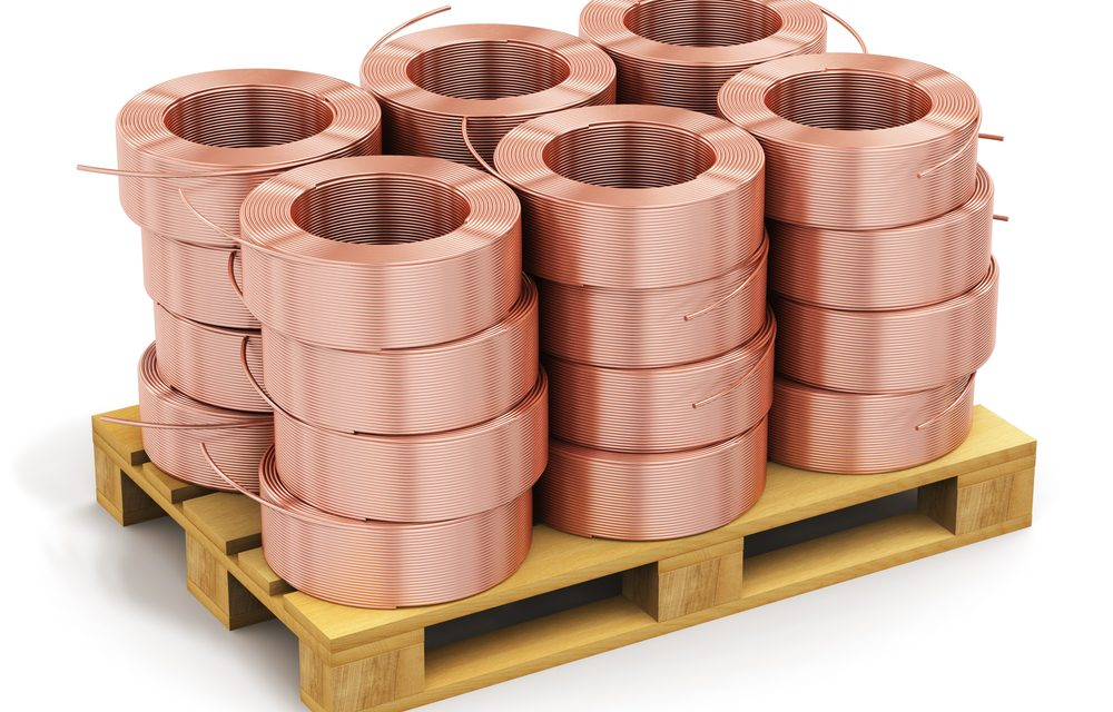 Copper Prices Momentum Accelerates as Global Economy Rebounds
