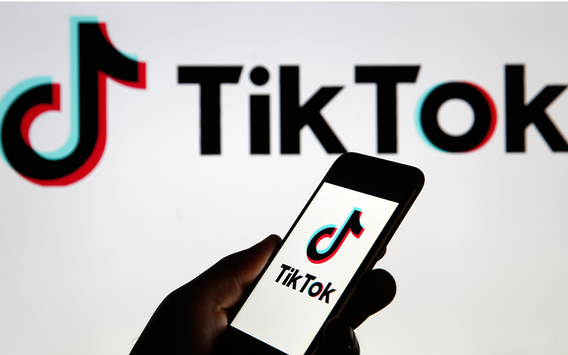 Users Spent More Time on TikTok than Facebook in 2020