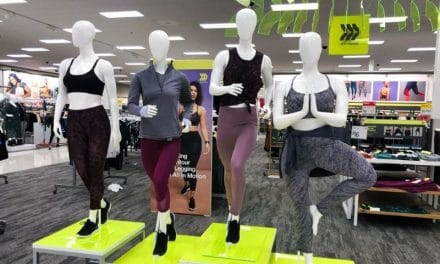 Target's All in Motion Brand Generates $1 Billion Sales on Apparel Strengths