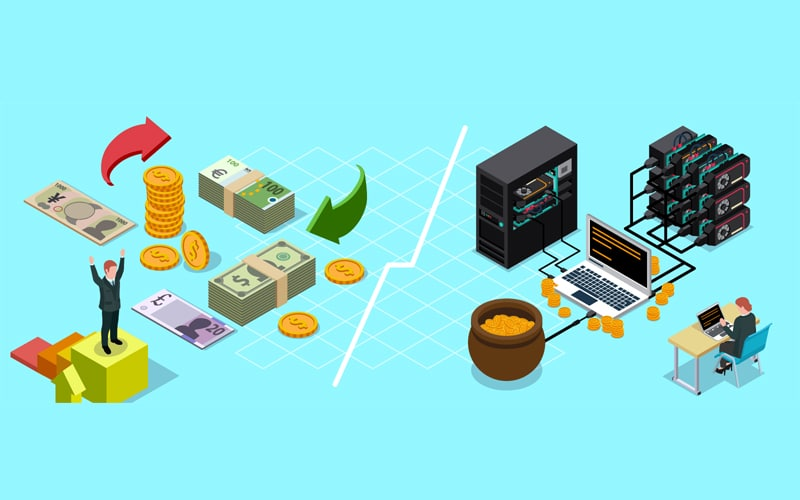 Forex vs. Cryptocurrency Trading and Investing