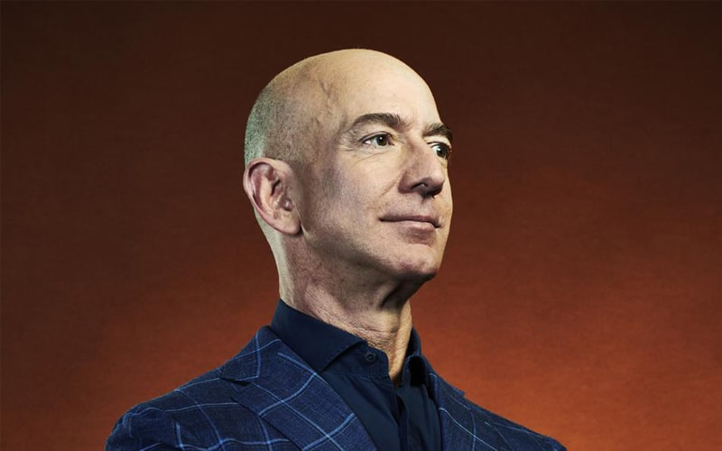 Jeff Bezos Surprise Resignation Opens a New Chapter for Amazon
