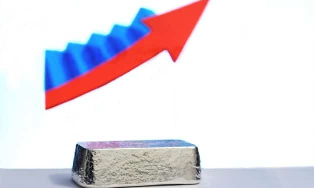 Palladium Price to Rise Thanks to Supply Deficit and Ascending Triangle