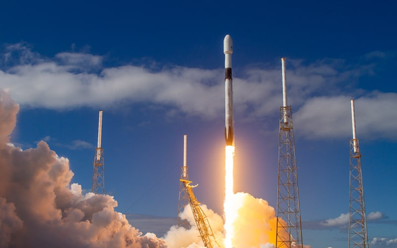 SpaceX Launches 60 Starlink Satellites but Attempted Landing Fails