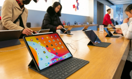 Apple Lines up New iPads Following Demand Surge During the Pandemic