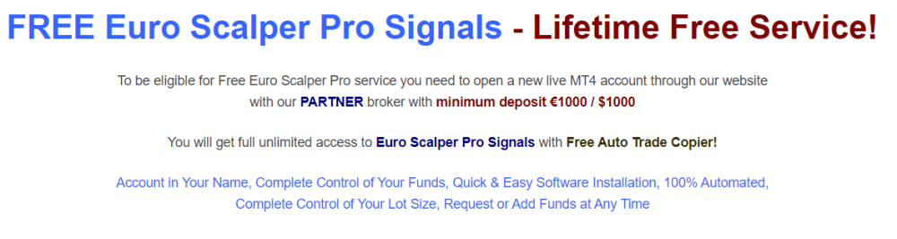 Euro Scalper Pro. We can use these signals for free.