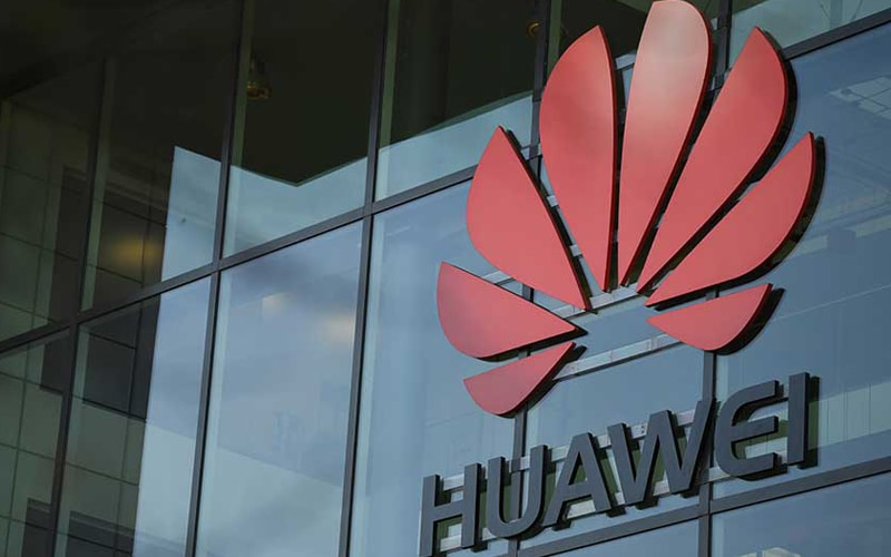 Huawei Quarterly Sales Drop For The First Time As U.S. Sanctions Take Effect