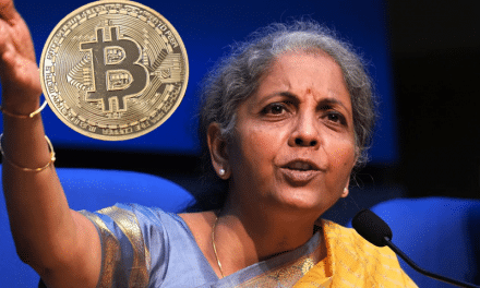 "India Will Allow a ""Window"" for Bitcoin Experiments –Finance Minister"