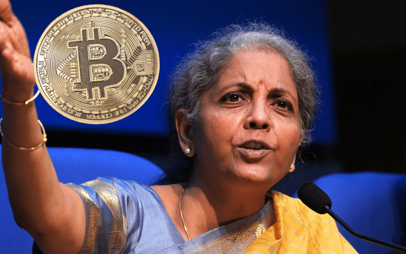 """India Will Allow a """"Window"""" for Bitcoin Experiments –Finance Minister"""