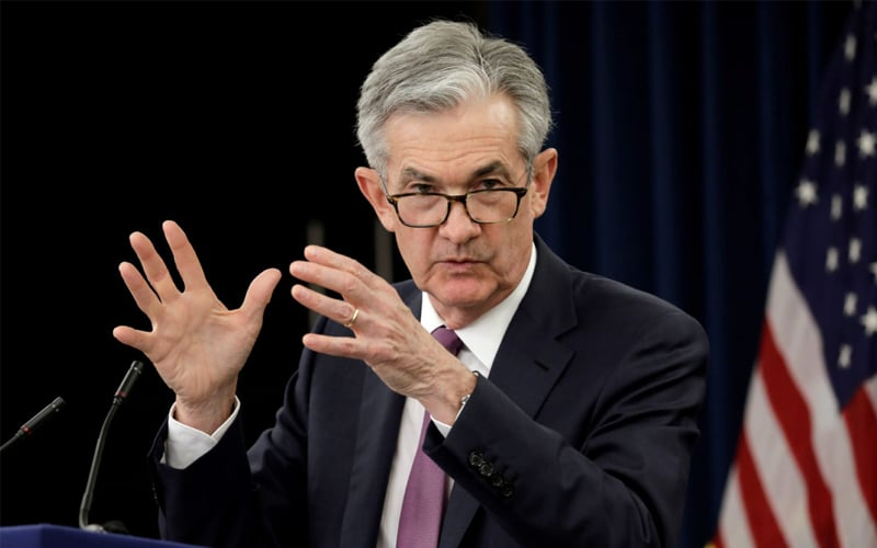 Powell Warns Cryptocurrencies Unstable, Fed In No Rush To Establish Digital Coin