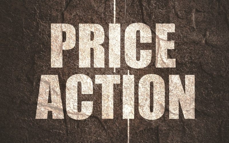 Picturing price action and Investment footprint in stock analysis