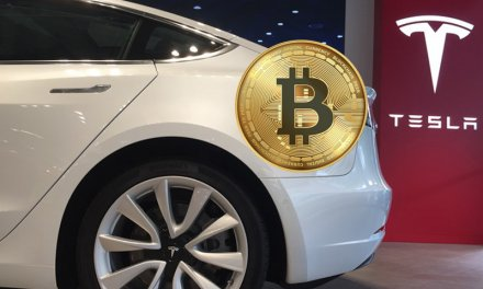 Tesla's Electric Vehicles Now Available Via Bitcoin