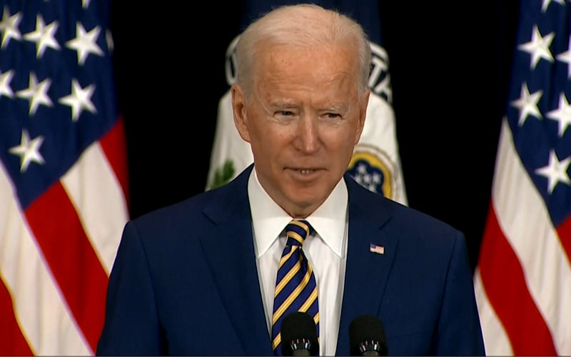 Biden Flags Amazon For Not Paying Federal Taxes
