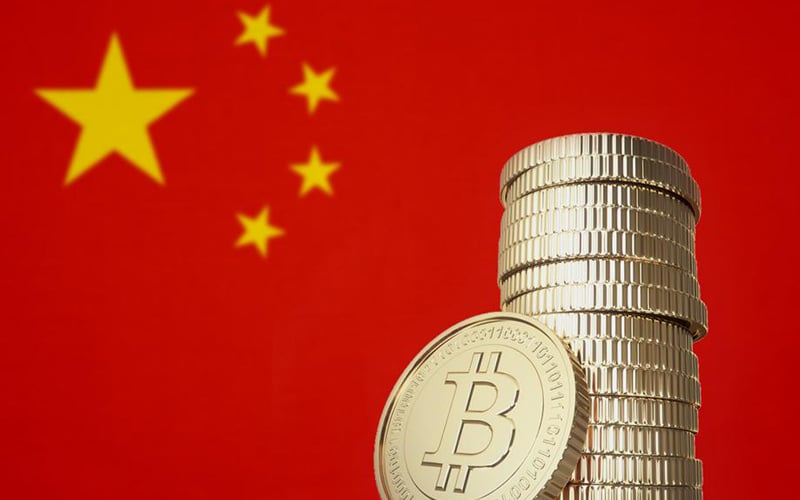 China Shifts Tone On Bitcoin, Calls It 'Investment Alternative'