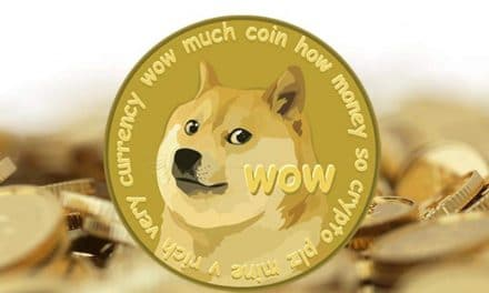 Dogecoin Rides On 4/20 High