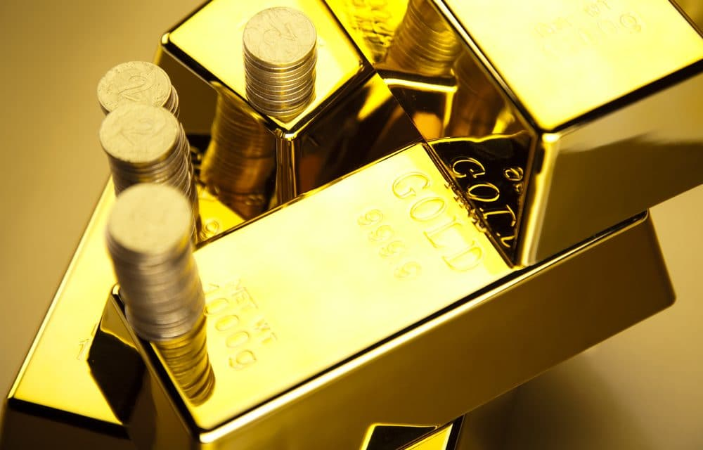 Gold Suffers Due to the Displacement of the Safe Haven From Its Throne