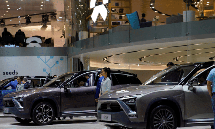 NIO Deliveries Surge 373% In March; 423% In First Quarter