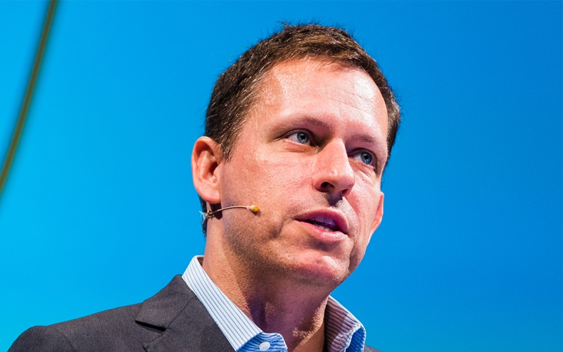 PayPal's Thiel Says U.S. Should Be Concerned Over China's Approach To Bitcoin
