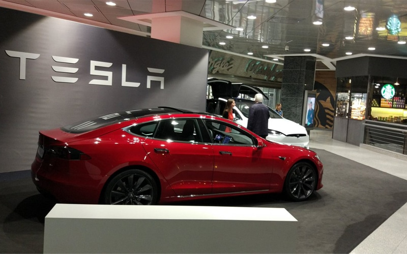 Tesla Opens 2021 With 185,000 Vehicle Deliveries