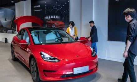 Tesla's China Registrations Nearly Triple YOY In March
