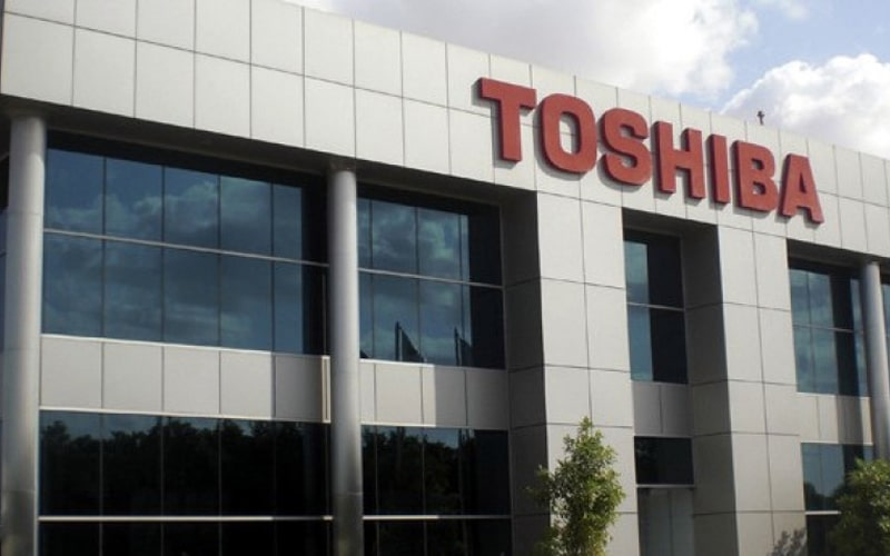 Japanese Conglomerate Toshiba Considers $20 Billion Offer From CVC Capital