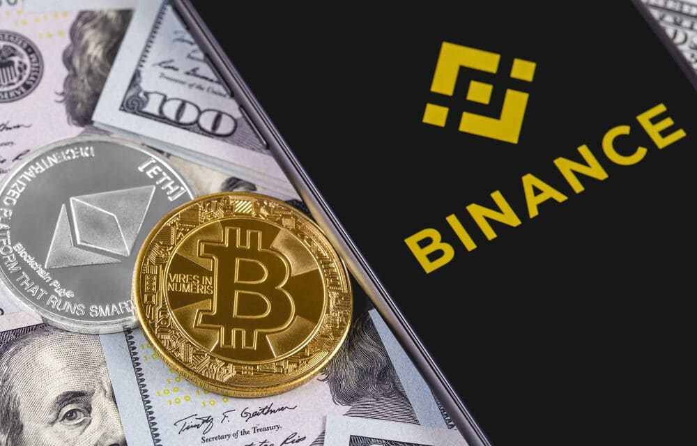 Justice Department and IRS Open Probe on Binance over Illicit Activity
