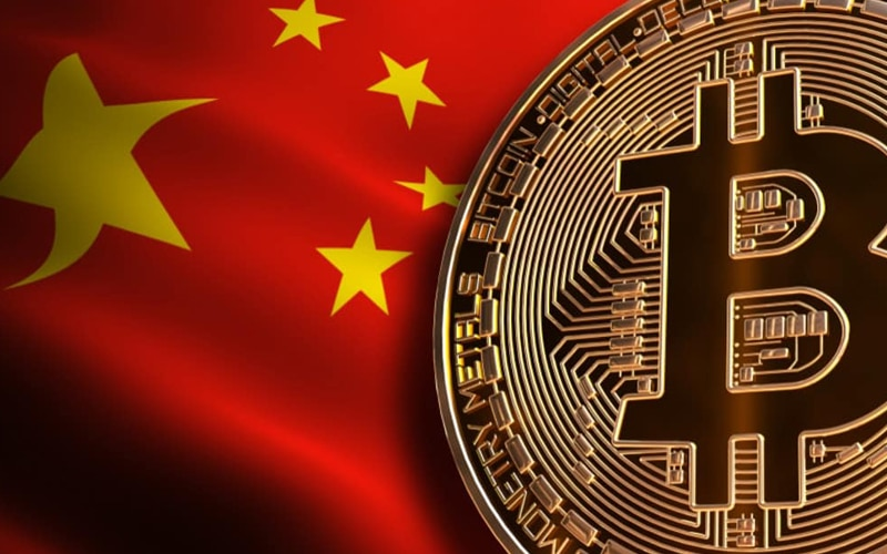 China Tightens Noose On Crypto. Bitcoin Falls To Three-Month Low